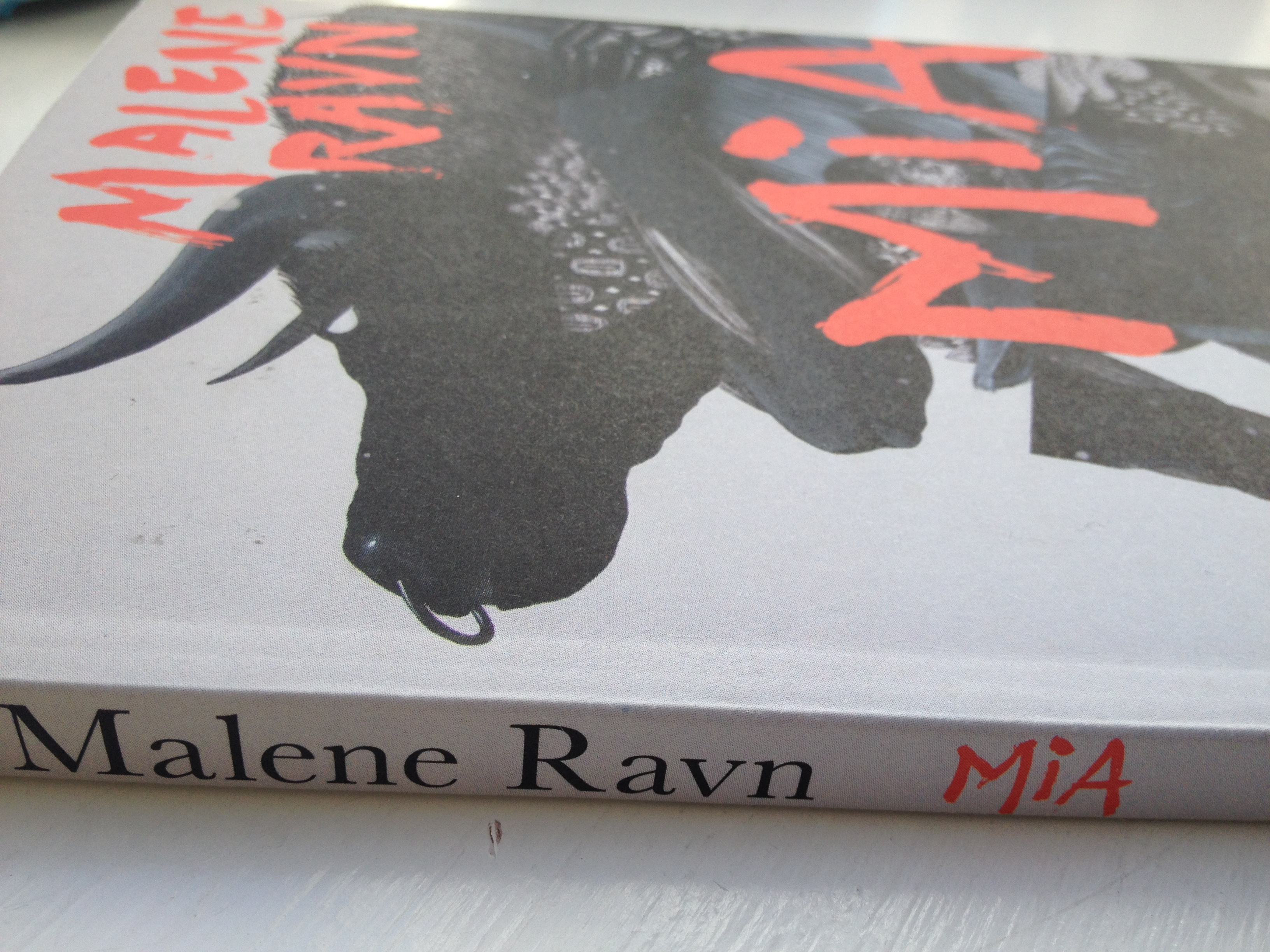Malene Ravn roman