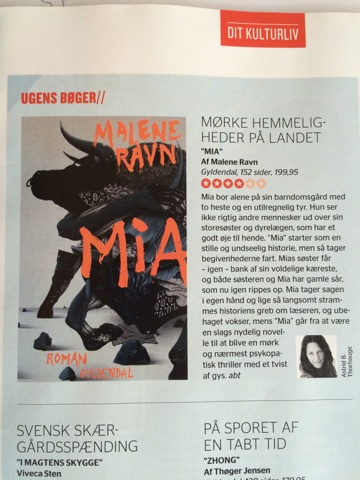 Malene Ravn Mia Alt for damerne